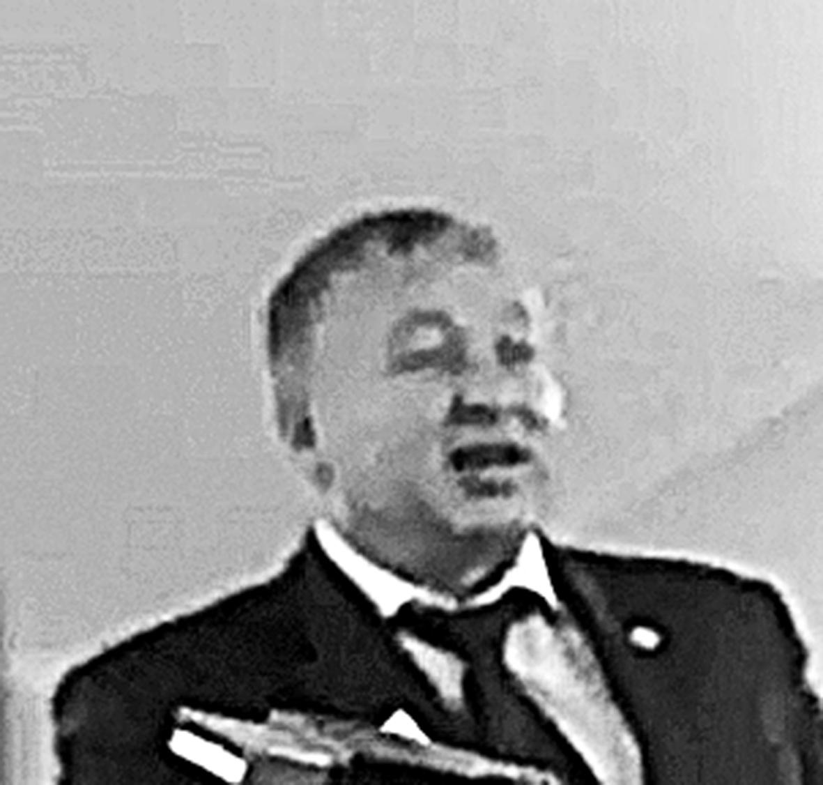 Депутат К. Исаков
